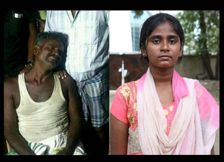 Anitha father files case against anitha mbbs movie, அனிதா