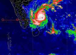 Gaja Cyclone Landfall, TN Cyclone and Weather Today