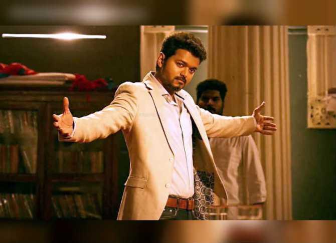 Sarkar Tamil Movie Box Office 2nd Day Collection: சர்கார், விஜய் படம் கலெக்ஷன்