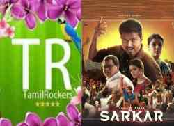 Tamilrockers Leaked Sarkar Movie