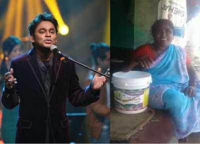 ar rahman praise andhra singer, ஏ.ஆர். ரகுமான்