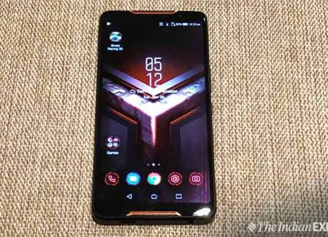 Asus ROG price, Asus ROG specifications, Most innovative smartphones of 2018