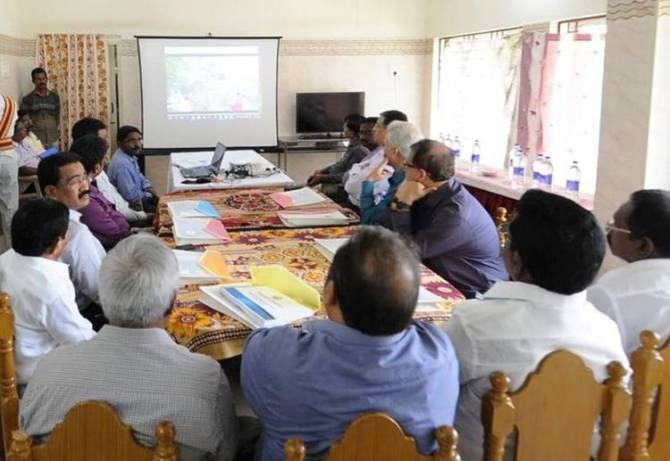 Central Team Visiting Cyclone Gaja Damages, Central Team At Delta Disticts, கஜா புயல் சேதம், மத்தியக் குழு ஆய்வு, 3-வது நாளாக