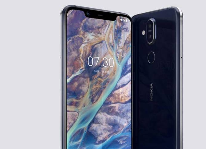 Nokia 8.1 Smartphone Price in India, Nokia 8.1 Smartphone features, Nokia 8.1 Smartphone specifications, Nokia 8.1 Smartphone launch in India