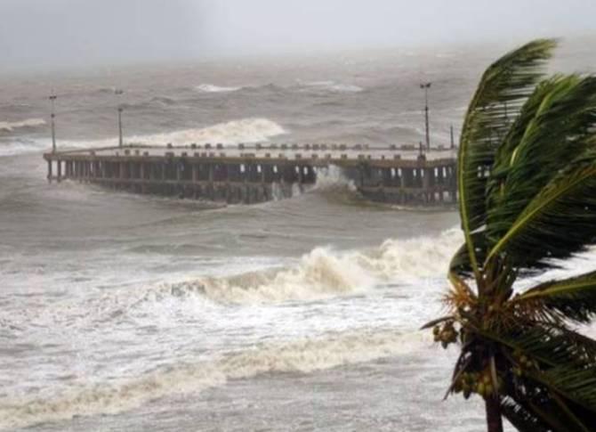 Cyclone Fani Today in Odisha,