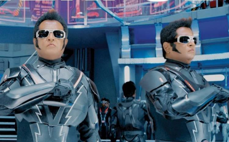 Rajinikanth's 2.O Movie Total Collection, ரஜினிகாந்த், 2.O படம் வசூல்