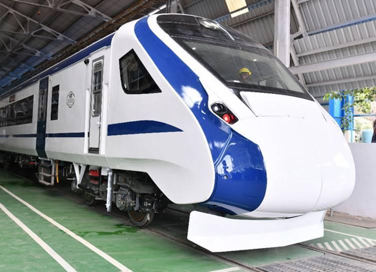 India's fastest Train 18