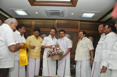 by election dmk candidates name