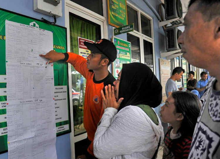 Indonesia tsunami, இந்தோனேசியா சுனாமி