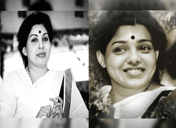 Jayalalithaa biopic The Iron Lady, ஜெயலலிதா