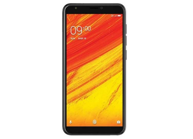 Lava Z91 Smartphone, Smartphones Under 10000 Rupees