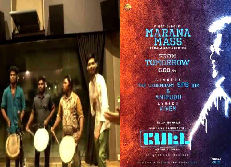 Petta Single Track Marana Mass release
