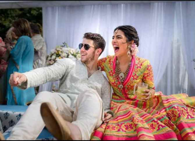Priyanka Chopra - Nick Jonas wedding, பிரியங்கா சோப்ரா