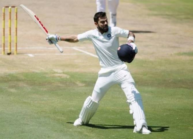 Virat Kohli stands 82 runs away from scripting history in Boxing Day Test against Australia - மூன்றாவது டெஸ்ட் போட்டி: 16 வருட சாதனையை தகர்த்தெறியும் கோலி!