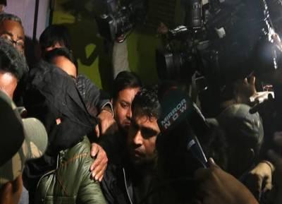 terrorists arrested in new delhi