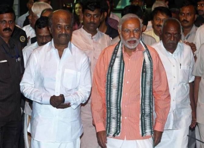 Lok Sabha Election 2019 Result, Modi, Rajinikanth