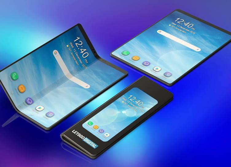 samsung foldable phone, Samsung Galaxy F foldable Phone, Samsung Galaxy Fold launch date announced