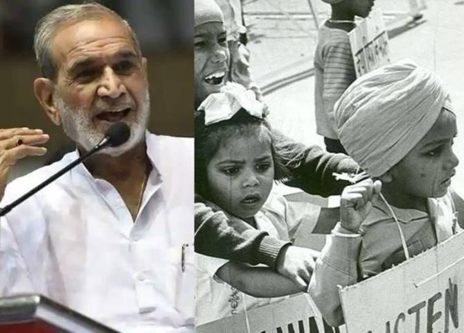 Anti - Sikh Riots Congress leader Sajjan Kumar