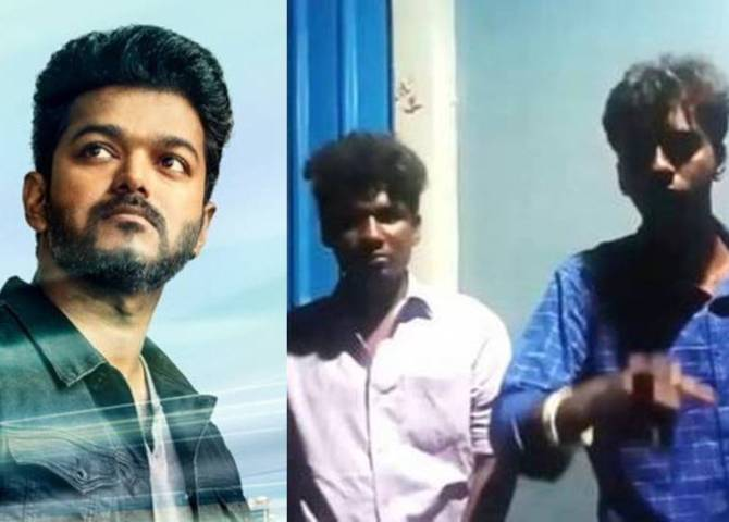 Actor Vijay Fans Arrested