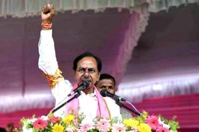 General Election 2019 Telangana Results, Chandrasekhar Reddy