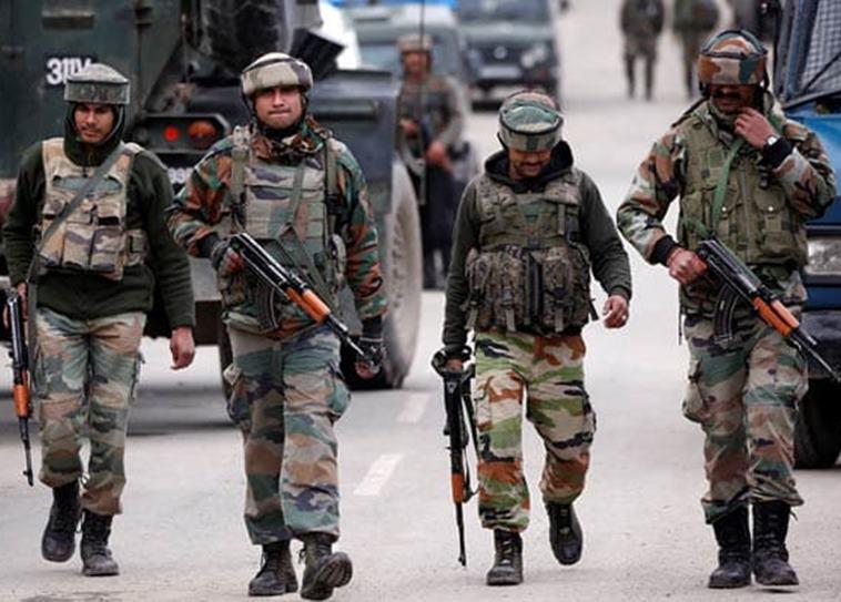 Pakistan violates Indian airspace