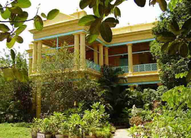 jeypore palace, சுந்தர் மஹால்