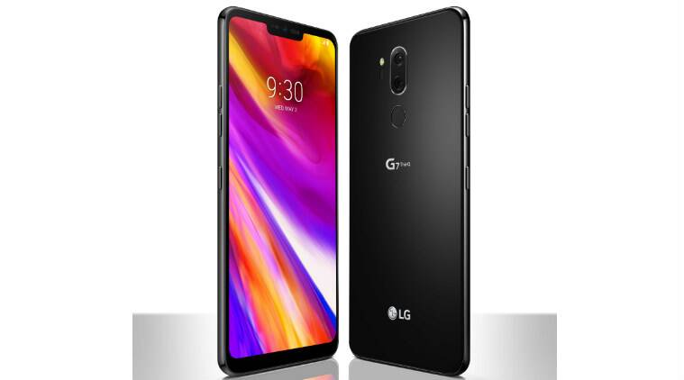 Top 5G Smartphones 2019, LG ThinQ G7, 5G smartphones