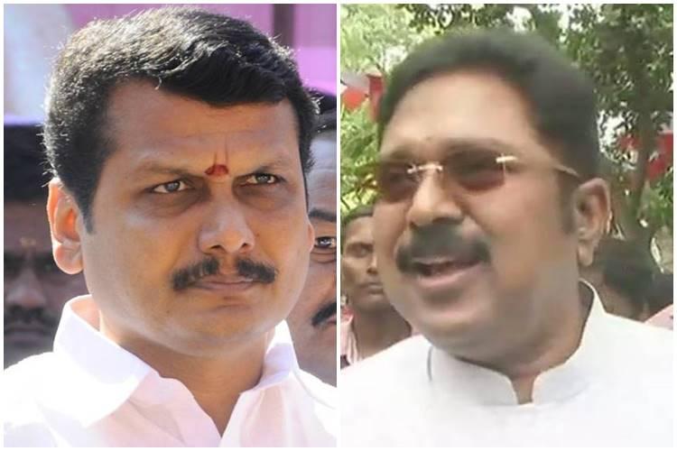 TTV Dinakaran wishes Senthil Balaji!