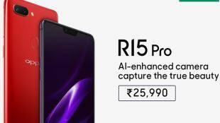 Oppo R15 Pro Price, Oppo R15 Pro Specifications, Oppo R15 Pro launch in India