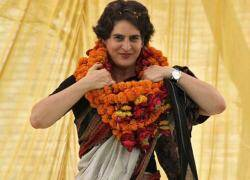 Priyanka Gandhi Active Politics Entry Social Media Reaction
