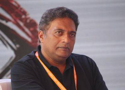 Actor Prakash Raj Contests Lok Sabha Elections 2019