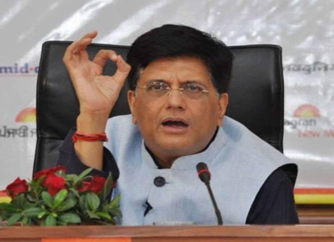 BJP appoints poll in-charges: Piyush Goyal for TN, JPNadda for UP - பாராளுமன்ற தேர்தல் 2019: தமிழக பொறுப்பாளராக பியூஷ் கோயல் நியமனம்