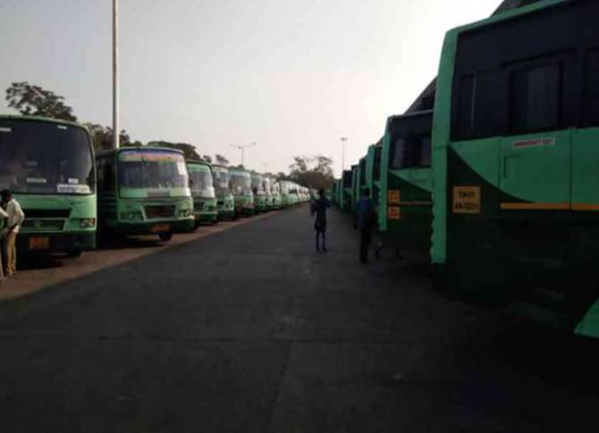 Pongal Special Bus Reservation - பொங்கல் சிறப்புப் பேருந்து முன்பதிவு தொடக்கம்! டிக்கெட் எங்கே சென்று எடுக்க வேண்டும்? முழு விவரம்