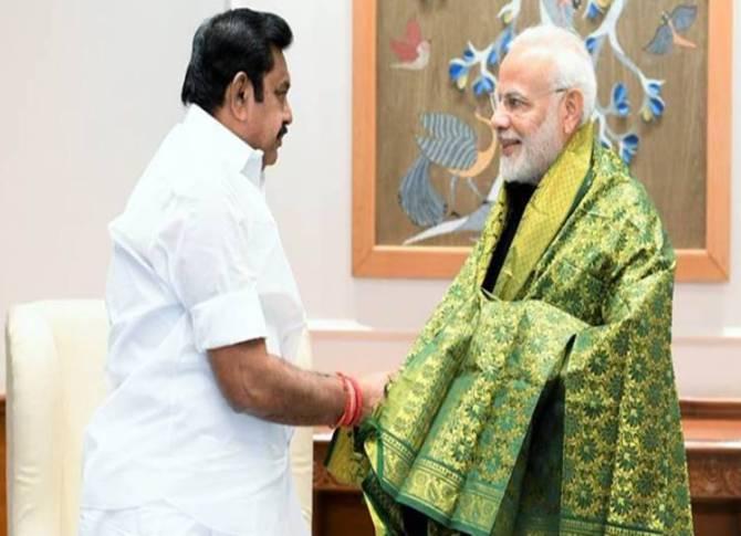 2019 Lok Sabha elections: BJP, AIADMK alliance
