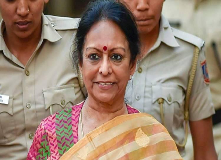Saradha chit fund case interim advance bail for Nalini chidambaram - சாரதா நிதி நிறுவன மோசடி வழக்கு: நளினி சிதம்பரத்துக்கு இடைக்கால முன் ஜாமீன்