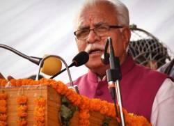 Haryana CM Manohar Lal addressing in Tamil at Tamil Sangam function – 'வந்தாரை வாழ வைக்கும் தமிழகம்'! – தமிழில் நீண்ட உரையாற்றி அசத்திய ஹரியானா முதல்வர்!