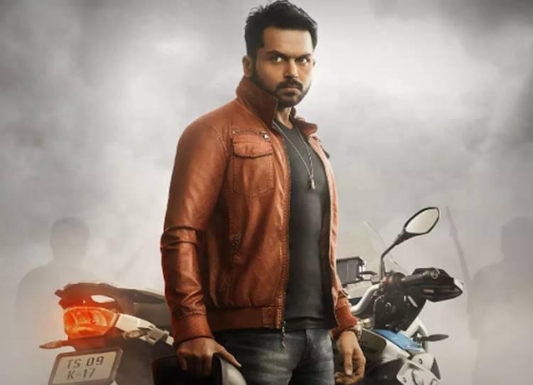 Tamil cinema - Karthi's next with karthik thangavel