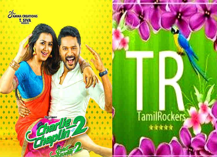 charlie chaplin 2 movie leaked in tamilrockers