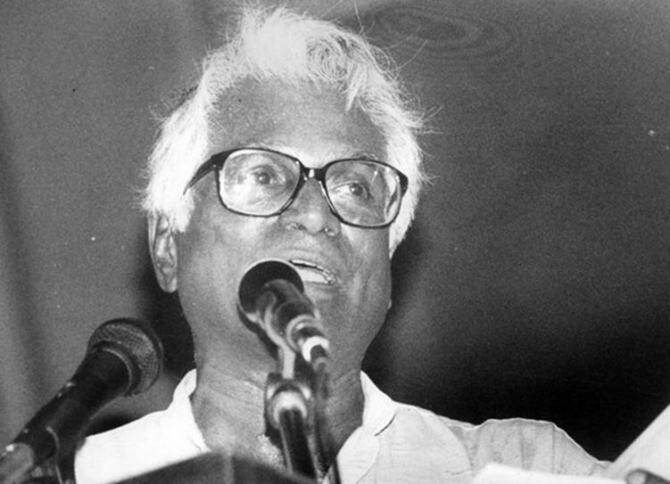 Former Union minister George Fernandes, George Fernandes Passes Away