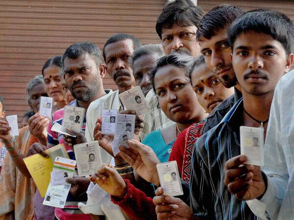 First time voters, Electors verification program