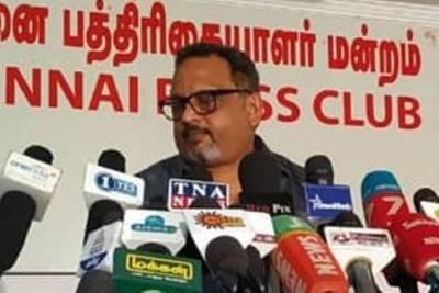 கோடநாடு விவகாரம்: மேத்யூஸ் சாமுவேல் மீது முதல்வர் இபிஎஸ் வழக்கு, ரூ 1.1 கோடி கேட்கிறார்