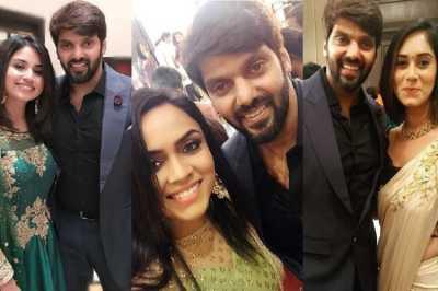 actor arya marriage