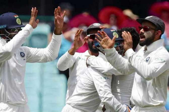 Ind vs Aus 4th Test Day 3 Live score
