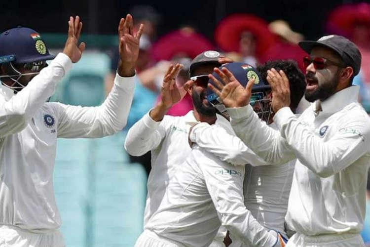 Ind vs Aus 4th Test Day 3 Live score