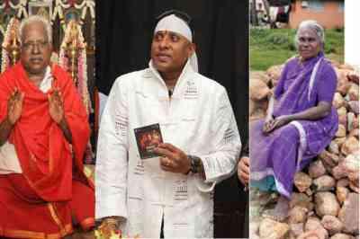 தமிழர்களுக்கு இது உண்மையாகவே பெருமையான தருணம் தான்.. மதுரை சின்னப்பிள்ளை, பங்காரு அடிகளார் என 7 தமிழர்களுக்கு பத்ம ஸ்ரீ விருது!