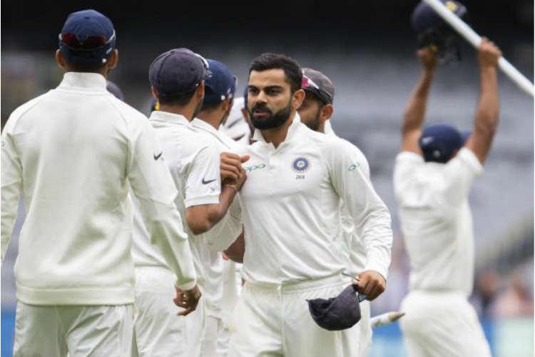 Ind vs Aus 4th Test Day 5