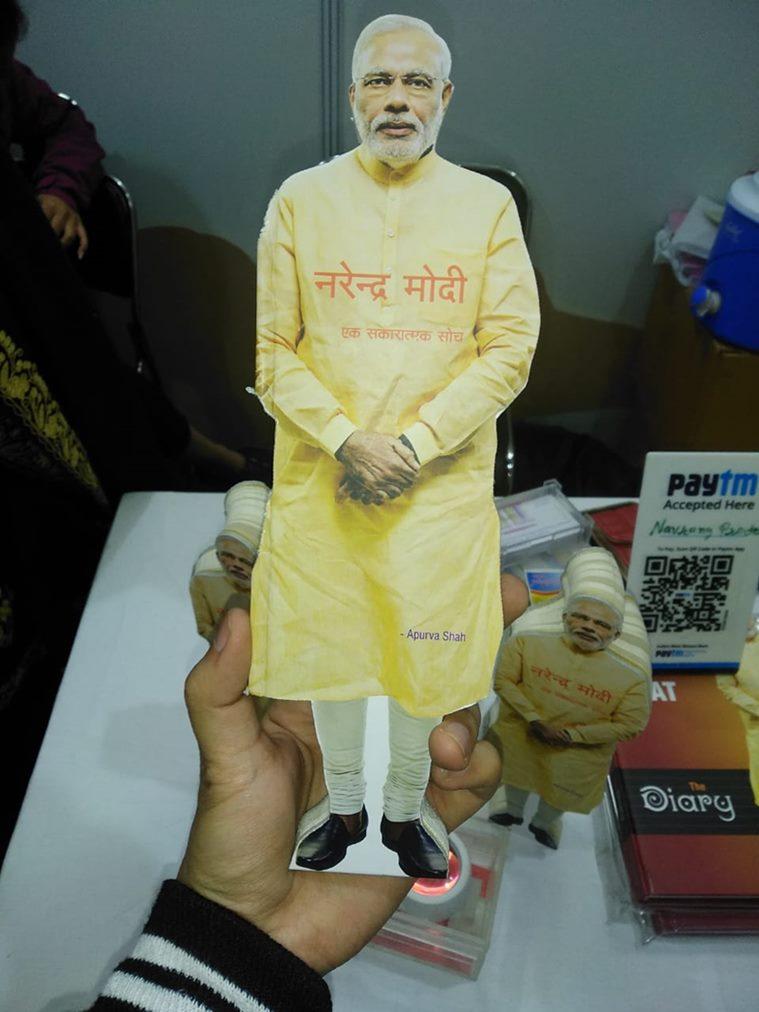 PM Narendra Modi Book