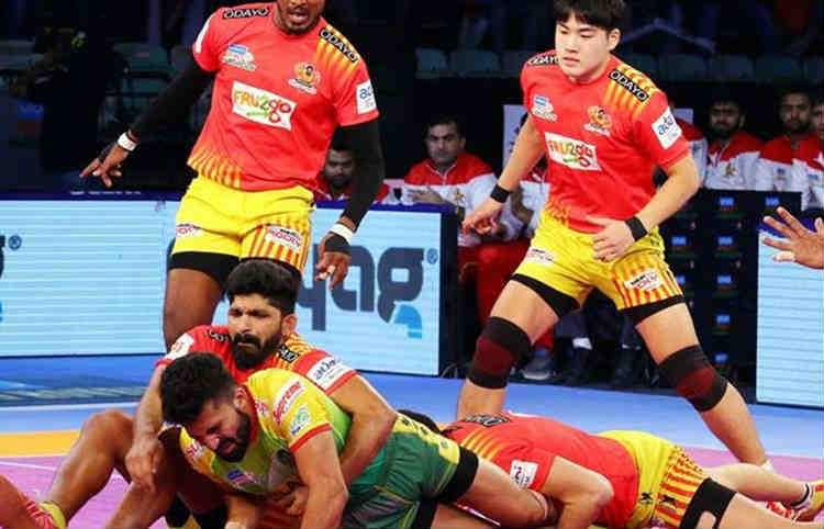 Gujarat Fortunegiants vs Bengaluru Bulls Final-புரோ கபடி இறுதிப் போட்டி 2019, குஜராத் பார்ச்சூன் கியண்ட்ஸ், பெங்களூரு புல்ஸ்