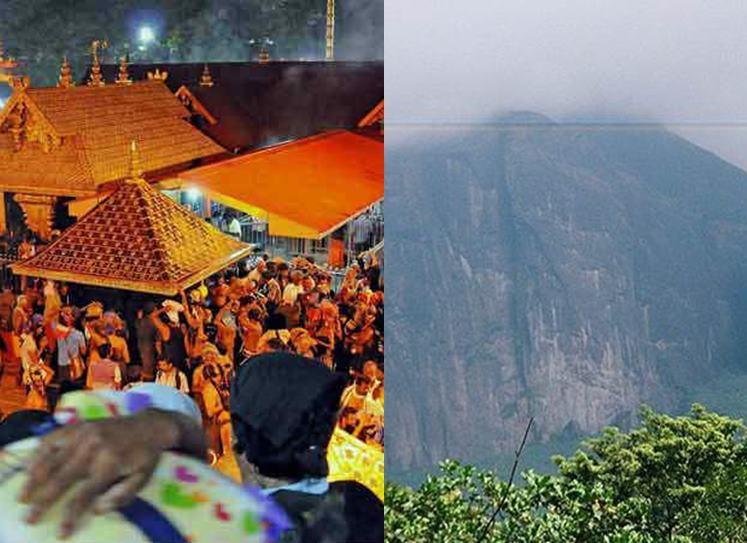 Agasthyakoodam peak, sabarimala issue,