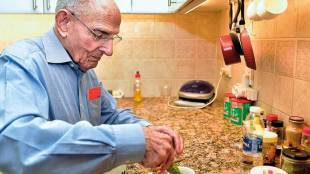 97-Year-Old man - Mehta